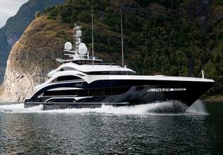 Lady Li Charter Yacht at Monaco Yacht Show 2015