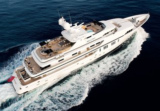 Sealyon Charter Yacht at Monaco Yacht Show 2017