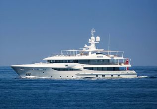 Papa Charter Yacht at Monaco Yacht Show 2019