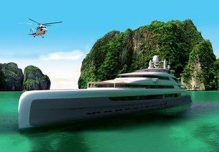 Illusion Plus Charter Yacht at Monaco Yacht Show 2018