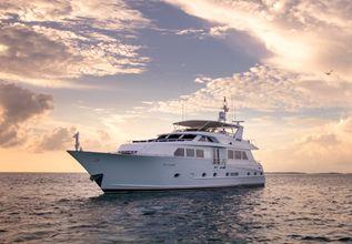 Impulse Charter Yacht at Yachts Miami Beach 2017