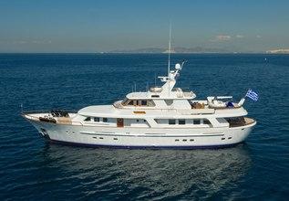 Suncoco Charter Yacht at Mediterranean Yacht Show 2016