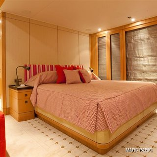 Guest Stateroom - Pink