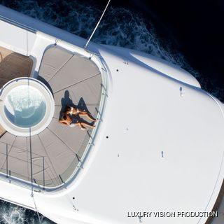 Aerial View - Deck