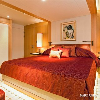Guest Stateroom - Red
