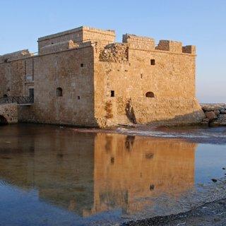 Explore Paphos Harbour Castle