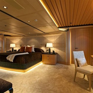 Master Stateroom from Aft