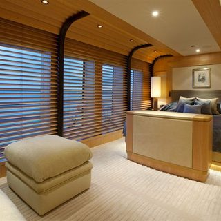 First VIP Cabin - Upper Deck