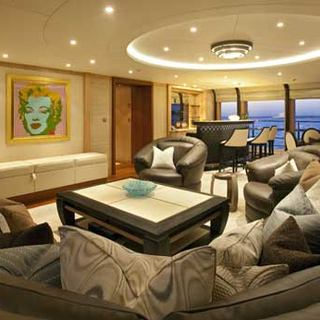 Upper Lounge from Port