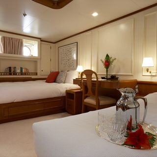 Twin & Double Stateroom