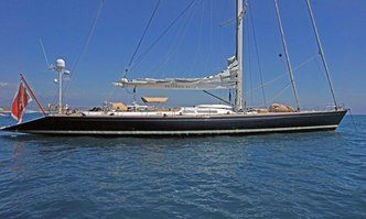 Baiurdo VI yacht charter Abeking & Rasmussen Sail Yacht