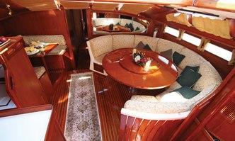 Anahita yacht charter Dynamiq Sail Yacht