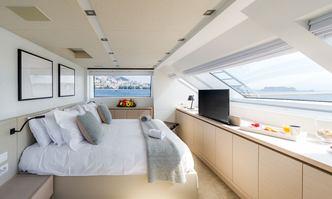 Les Bruxellois yacht charter Sanlorenzo Motor Yacht