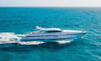Free Spirit yacht charter Overmarine Motor Yacht