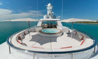 Bella yacht charter Feadship Motor Yacht