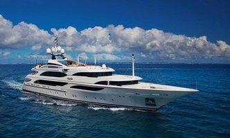 Jaguar yacht charter Benetti Motor Yacht