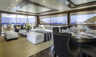 Cristobal yacht charter Princess Motor Yacht