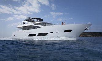 Elite yacht charter Sunseeker Motor Yacht
