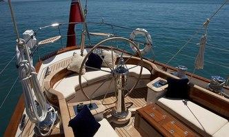 Kealoha yacht charter Claasen Shipyards Sail Yacht