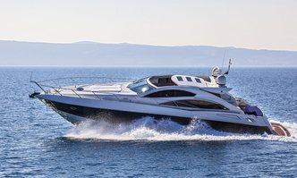 Katarina III yacht charter Sunseeker Motor Yacht