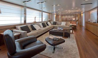 Therapy yacht charter Sanlorenzo Motor Yacht