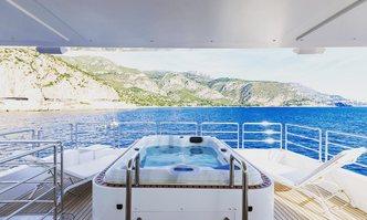 Altavita yacht charter Gulf Craft Motor Yacht