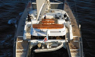 Allures yacht charter Compositeworks Sail Yacht