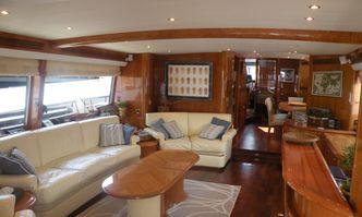 Atalanti yacht charter Couach Motor Yacht