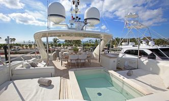 Sealyon yacht charter ISA Motor Yacht