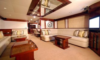 Xclusive II yacht charter Gulf Craft Motor Yacht