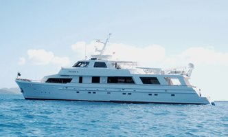 Going Galt yacht charter Cheoy Lee Motor Yacht