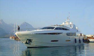 Turkiz yacht charter Nedship Motor Yacht