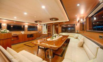 Queen of Salmakis yacht charter Custom Motor/Sailer Yacht