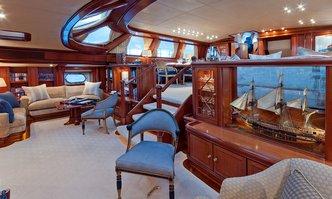 Hyperion yacht charter Royal Huisman Sail Yacht