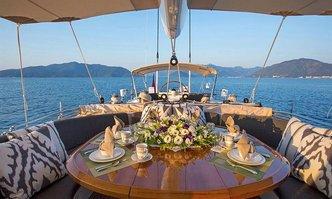 Savarona yacht charter CNB Sail Yacht