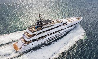 Parillion yacht charter Rossinavi Motor Yacht