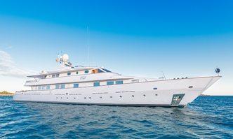 CD Two yacht charter Nicolini Motor Yacht