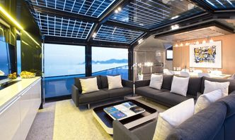 Pangea yacht charter Arcadia Motor Yacht
