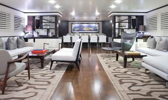 Mirage yacht charter Feadship Motor Yacht