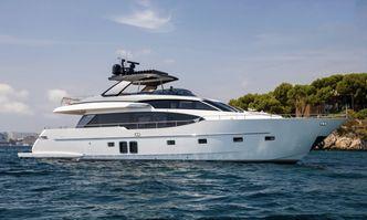 Kawa yacht charter Sanlorenzo Motor Yacht
