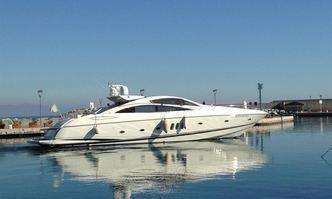 Octavia yacht charter Sunseeker Motor Yacht