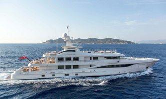 Kamalaya yacht charter Amels Motor Yacht