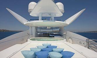 Inception yacht charter Heesen Motor Yacht