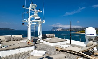 Indian yacht charter Cantiere Navale di Pesaro Motor Yacht