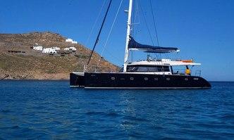 Anassa yacht charter Sunreef Yachts Sail Yacht