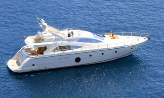 George V yacht charter Aicon Motor Yacht