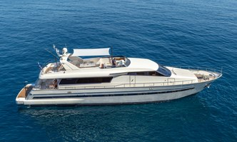 The Bird yacht charter Sanlorenzo Motor Yacht