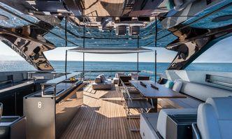 Unknown yacht charter Riva Motor Yacht
