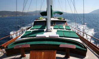 Kaptan Yilmaz 3 yacht charter Bodrum Shipyard Motor/Sailer Yacht