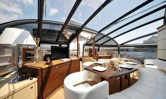 Astro yacht charter Baia Yachts Motor Yacht